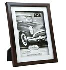 Special Moments Contemporary Brown Plastic Photo Frame 5x7 in USA SELLER