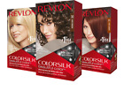 Revlon COLORSILK Beautiful Color Permanent Hair Dye Bleach Choose Shade