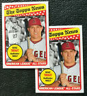 2018 Topps Heritage Baseball Variations Checklist and Gallery 284