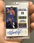 2019-20 Panini Contenders Draft Picks Basketball Cards - First Zion Williamson Autographs 31
