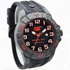Men's Watch CAT Caterpillar Special OPS Military Style 45mm K2 121 21 118