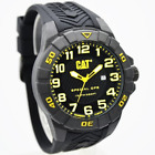 Men's Watch CAT Caterpillar Special OPS Military Style 45mm K2 121 21 117
