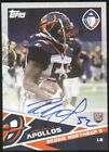 2019 Topps Alliance of American Football AAF Cards 11
