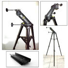 Universal Alt Azimuth Tripod Mount Combo with Tray  Dovetail hardware  Level