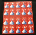 Hershey Kisses Love Stamp Sheet 20 39C Stamps