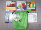 Weight Watchers Basic Member Kit 5 Pieces and Tote Hardly Used