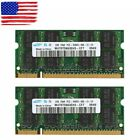 USA For Samsung 4GB PC2 6400 DDR2 800 800Mhz 200pin Sodimm Laptop Memory OEM