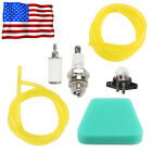 Air Filter Fuel Line Kit For Poulan Craftsman Chainsaw Parts 530037793 Gas Saw