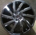 19 Land Rover LR2 2011 2015 Rims PVD Black Chrome LR023755 72227 Set of  4