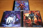 3CD set DIO - Angry Machines / Master Of The Moon / Strange Highways