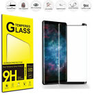 Samsung Galaxy Note 8 9 S9 S10 Plus Full Cover Tempered Glass Screen Protector
