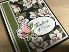 Thinking Of You Flower Greeting Card Stampin Up