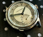 Vintage Girard Perregaux Military Watch Sea Hawk WW2 outer 24hr sector dial