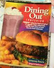 WEIGHT WATCHERS Winning Points DINING OUT COMPANION