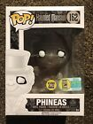 Funko Pop Haunted Mansion Phineas Glow SDCC 2016 LE 1000 Pieces #162 NIB 1