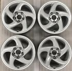 DODGE STEALTH R T TURBO WHEEL SET 91 93 WHEELS RIMS 3000GT VR4 MITSUBISHI RIM 4