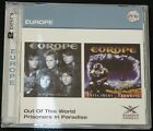 Europe - Out of This World/Prisoners in Paradise (2009 IronBird) 2 CD Remastered