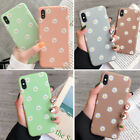 Fr Iphone 11 Pro Max 8 Plus 7 XS Max XR Cute Floral Girls Women Phon