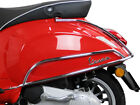 Rear Protection Bars for Vespa Primavera and Sprint CHROME