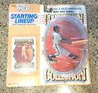 Starting Lineup MLB 1994 Cooperstown Willie Mayes Figurine and card