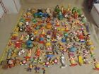 LOT OF VINTAGE MIXED FIGURES lot of 120 pieces