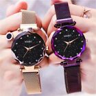 Women's Eloquent Six Colors Starry Sky Watch Perfect Gift Idea Lady Fashion