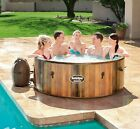 7 Person Inflatable Hot Tub Spa + Pump Helsinki AirJet FREE SHIPPING