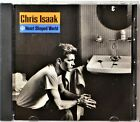 CD Chris Isaak Heart Shaped World Wicked Game Kings of Highway  Extras Ship Free