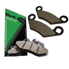 Organic Brake Pads For 2001 Husaberg FX650E Offroad Motorcycle Vesrah VD-947/2