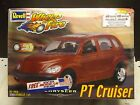 PT Cruiser ,Revell 1/25 model SnapTite kit,  skill level 1, 8+ (8012)