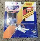 Starting Lineup 1992 MLB Roberto Alomar Figure with poster and card