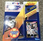 Starting Lineup 1992 MLB Frank Thomas Figure with poster and card