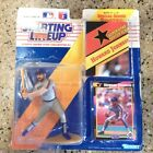 Starting Lineup 1992 MLB Howard Johnson Figure with poster and card