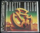 Pretty Maids - Anything Worth Doing Is Worth Overdoing CD (1999, Epic) Import