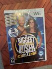 The Biggest Loser Challenge Nintendo Wii 2010 Compatible With Balance Board