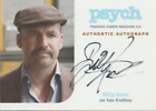 2013 Cryptozoic Psych Seasons 1-4 Autographs Don't Mess with Your Head 28