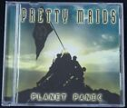 Pretty Maids - Planet Panic CD (2002, Victor) Import