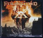 Firewind ‎– Days Of Defiance CD + 4 BT (2010, 2M) 17 Track Version