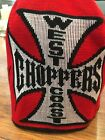 West Coast Choppers Reversible Jesse James Signature Beanie Harley HD Biker