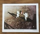 Vintage Original 1969 Official NASA Apollo 11 Press Photo 11 x 14 69 HC 685