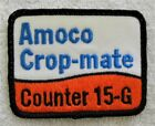 Vintage Amoco Cropmate Fertilizer, Counter Herbicide, Farm Seed Planting Patch