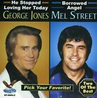 Jones/Street - George Jones & Mel Street (CD Used Very Good)