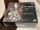 Vintage John Dowland Complete Lute Works Volumes 1-5 Paul O'Dette Sealed NEW