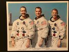 PRIME CREW OF THIRD MANNED APOLLO MISSION