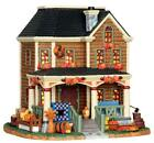 Lemax Harvest Crossing Autumn Fall Residence House Lit Village Building 35501