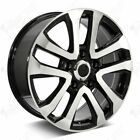 20 Cruiser Style Machined Black Wheels Fits Toyota Tundra Sequoia Land Cruiser