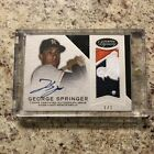George Springer Autographs Added to 2014 Topps Products 5