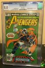 Avengers 196 CGC 80 1st Appearance and Origin of Taskmaster White Pages