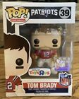 Funko Pop! NFL Tom Brady 39, New, Exclusive, Rare, Toys-R-Us, Protector Incl. 🏈
