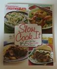 Weight Watchers Momentum Plan Slow Cook It 165 Slow Cooker Recipes 2010 PREOWNED